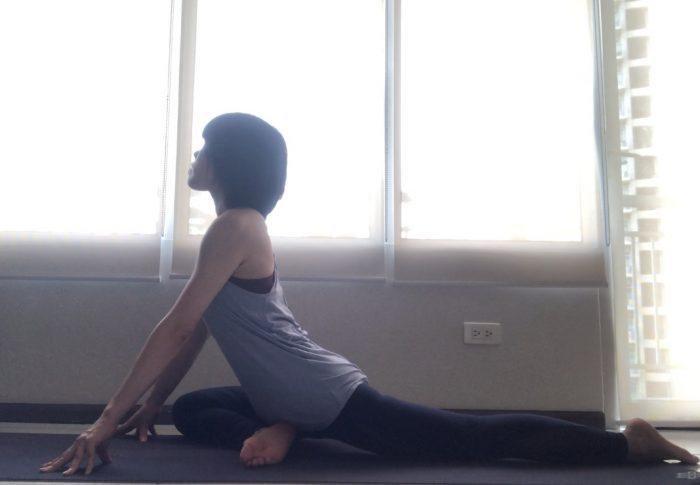 Regular Online Yoga Class in July